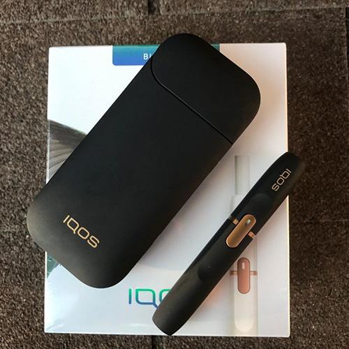 Máy IQOS 2.4 Plus Châu Âu - Black - Hình 6