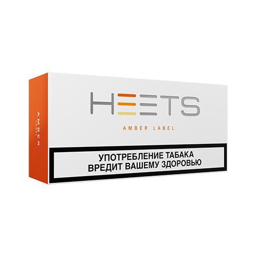 Thuốc IQOS Heets Amber Nga - Vị Mộc Đậm - Hình 2