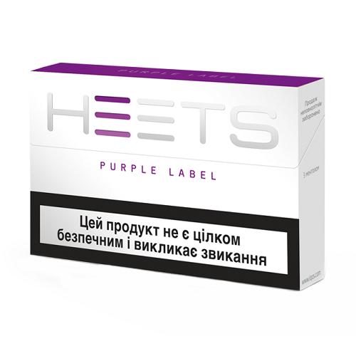 Thuốc IQOS Heets Purple Nga - Vị Trái Cây Bạc Hà - Hình 3