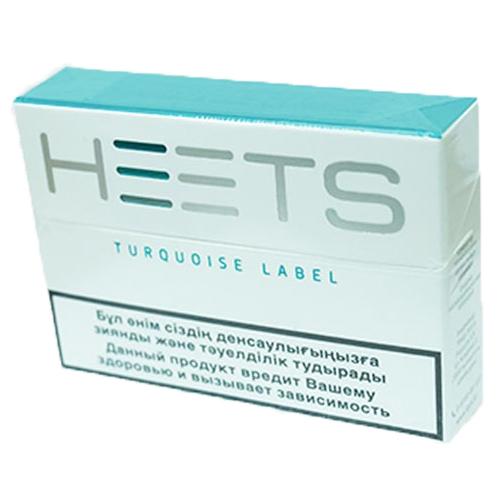 Thuốc IQOS Heets Turquoise - Vị Bạc Hà