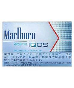 Thuốc IQOS Marlboro Balanced - Vị Mộc Vừa - Hình 1