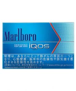 Thuốc IQOS Marlboro Blue - Vị Mộc Nặng - Hình 1