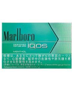 Thuốc IQOS Marlboro Menthol - Vị Bạc Hà Đậm - Hình 1