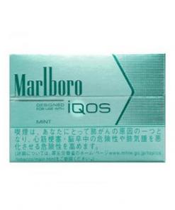 Thuốc IQOS Marlboro Mint - Vị Bạc Hà Nhẹ