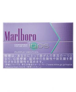 Thuốc IQOS Marlboro Purple - Vị Hoa Quả Bạc Hà - Hình 1