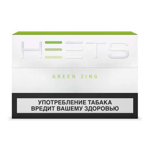 Thuốc IQOS Heets Green Zing – Vị Táo Xanh - Hình 3