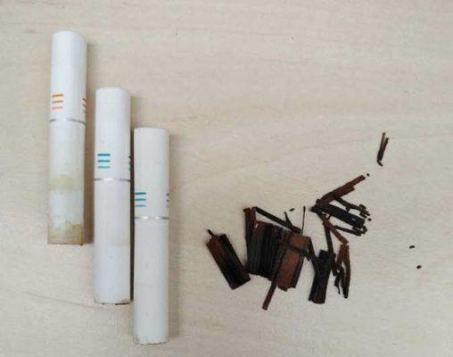 Cấu tạo bên trong của một điếu thuốc I.Q.O.S - Hình 1