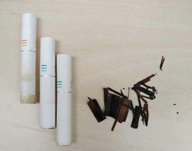 Cấu tạo bên trong của một điếu thuốc IQOS - Hình 1