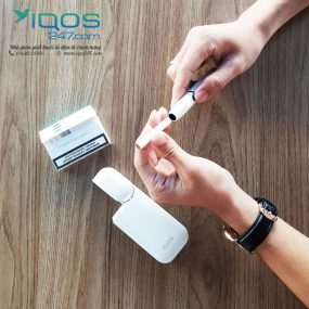 How IQOS works